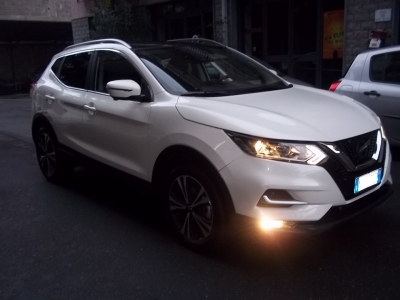 Nissan New Qashqai dci N-Connect