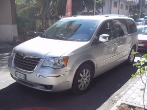 Chrysler Grand Vojager 2.8 Crdi Limited Auto
