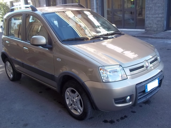 Fiat Panda 1.2 Natural Power