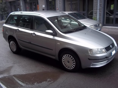 Fiat Stilo 1.9 Mj Sw Active